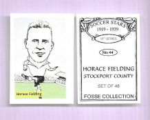 Stockport County Horace Fielding 44 (FC)